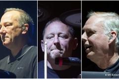 Martin Cooper , Stuart Kershaw und Paul Humphreys
