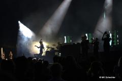 Parov Stelar und Band bei den Jazzopen Stuttgart 2021
