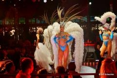 """Die """"Vegas Showgirls"""" mit Fannie Wilkens"""