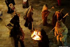 Traditionelle Bräuche während der Rauhnächte