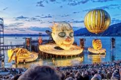 Start Premiere auf der Seebühne Bregenz