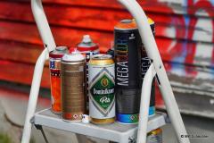 Wichtige Sprayer-Utensilien