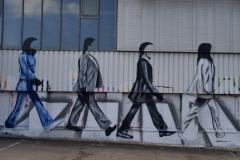Hommage an das Beatles Album Abbey Road