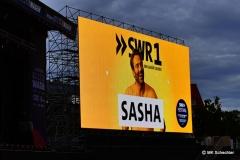 Sasha in Stuttgart, präsentiert von SWR1