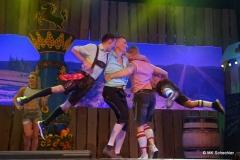"Neue Friedrichsbau-Varieté Show ""Servus, Grüezi & Hallo!"""