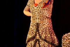 Sissi Perlinger im Renitenztheater Stuttgart