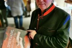 Uwe Baumann und sein Buch Specktakel