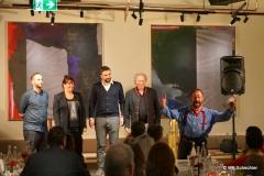 Lecker Essen und beste Unterhaltung im Rothaus im Gerber Stuttgart