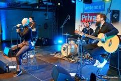 Stefanie Heinzmann und Band