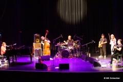 Tanita Tikaram mit Band