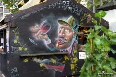Neu dabei! Weinlaube des Weingutes der Stadt Stuttgart