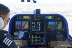 Das Zeppelin Cockpit