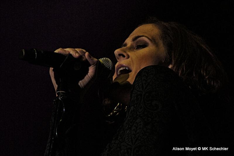Alison Moyet! 2011, Stuttgart