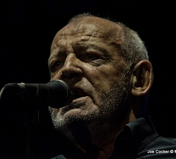 Joe Cocker! 2013, Stuttgart