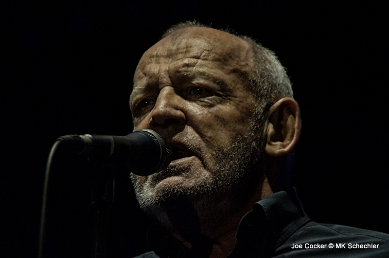 Joe Cocker! 2013, Winterbach