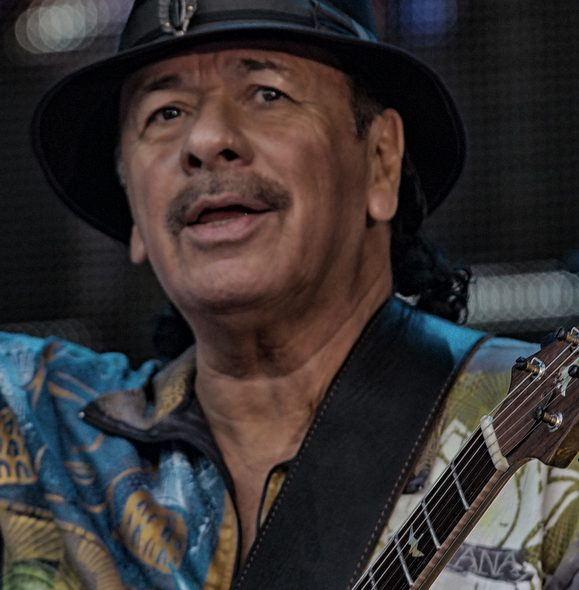 Carlos Santana! Stuttgart, 2016