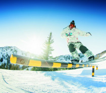 Internationaler Hotspot für Snowboarder und Freestyler