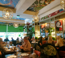 Neue Brasserie: The Ivy in Dublin
