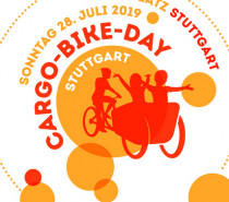 1. Cargo-Bike-Day Stuttgart am 28. Juli