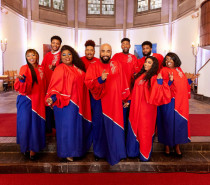 New York Gospel Stars am 19.02.2020 in Ludwigsburg