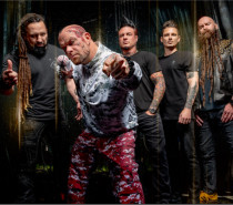 Five Finger Death Punch – Stuttgart