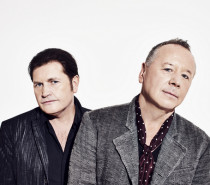 """SIMPLE MINDS """"Celebrating 40 Years of Hits"""" Tour"""