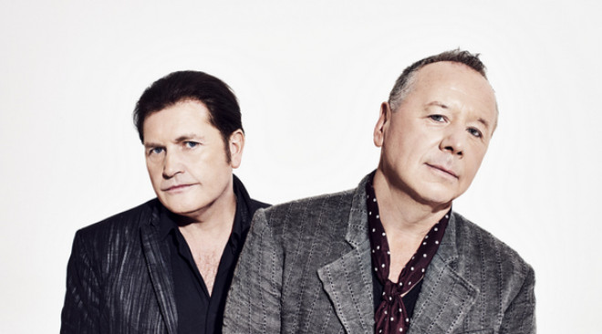 "SIMPLE MINDS ""Celebrating 40 Years of Hits"" Tour"