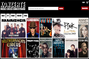 Events bei MUSIC CIRCUS