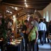 «Schafuuser Wiiprob» im Kreuzgang des Museums zu Allerheiligen