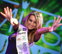 Die Schönste der Branche ist gekürt: Miss Tuning-Krone 2014 geht an Veronika Klimovits