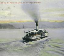 Forscher finden Schiffswrack im Obersee