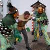 Altdorfer Fasnet, Freitag: Schlösslesturm der Schlösslenarren