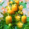 Mücken ade! Zitronella-Kerzen für einen unbeschwerten Sommer.