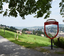Halt in St.Gallen – auf der Grand Tour of Switzerland