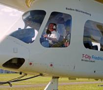 Pilot des Zeppelin NTs erzählt