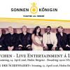 """Soul Kitchen"" – Live Entertainment Á La Carte auf der Sonnenkönigin"