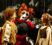 "Lindauer Marionettenoper Januar 2019 mit ""Hänsel & Gretel"""