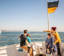 Mutter- & Vatertag in Konstanz: Erfrischend, bunt, erlebnisreich