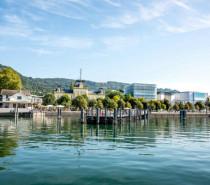 3 Länder | 3 Städte | 1 See. Städtehopping am Bodensee
