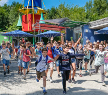 School´s-Out-Aktion im Ravensburger Spieleland