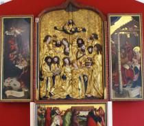 16. Oktober 1507: Liefertermin für den Marienaltar von Bernhard Strigel