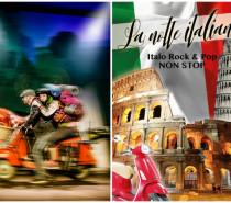 """LA NOTTE ITALIANA: """"AZURRO"""" am 18.01.2020"""