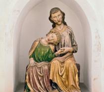 Christus-Johannes-Gruppe in Heiligkreuztal zeigt den Abend des Gründonnerstag