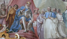 Kloster Schussenried: 7. April 1691: Todestag des Abts Nikolaus Wierith