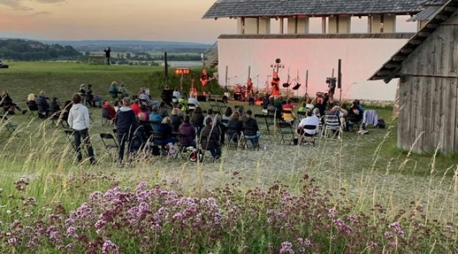 Keltischer Sommerabend mit Cúl na Mara auf der Heuneburg am 8. August