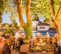 Biergärten in Konstanz: GenussMomente direkt am Bodensee