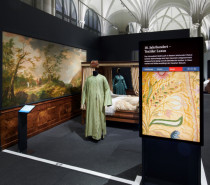 "Landesmuseum Zürich zeigt ""Bettgeschichten"""