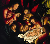 Kloster und Schloss Salem: Die Geburt Christi im Strigel-Altar