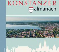Der Konstanzer Almanach 2021 ist ab sofort im Konstanzer Buchhandel erhältlich