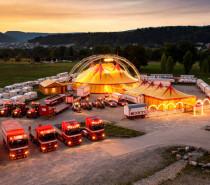 Circus Monti verschiebt Tournee 2020 um ein Jahr
